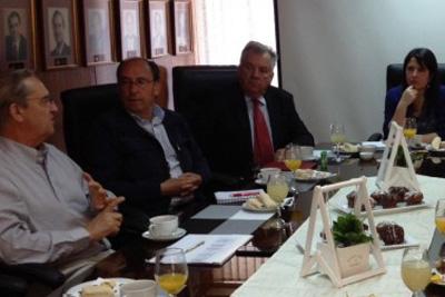 Cpcc expone Agenda de Productividad en desayuno de socios