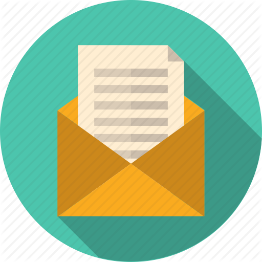 email_mail_letter_envelope_message_mailing_inbox_open_business_text_receive_notification_newsletter_flat_design_icon-512