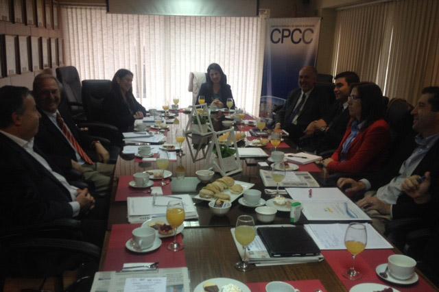 Cpcc se reúne con asociados en desayuno de camaradería