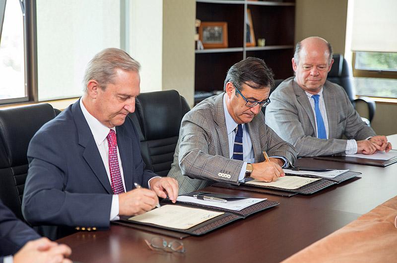 U. San Sebastián y la CPCC materializaron acuerdo que busca potenciar la PYME regional