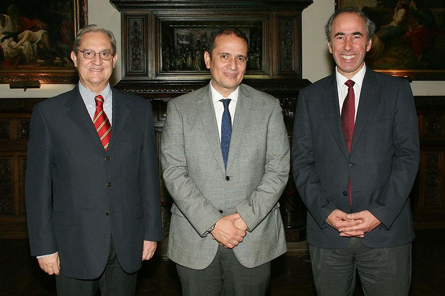 Cena de camaradería Cámara Nacional de Comercio - CPCC
