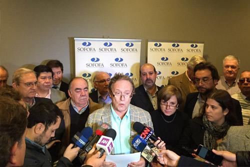 Cpcc adhiere a Declaración Pública de Sofofa y Gremios Regionales