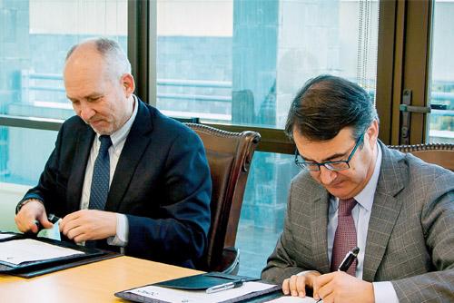 La CPCC firma nuevo convenio con Universidad San Sebastián