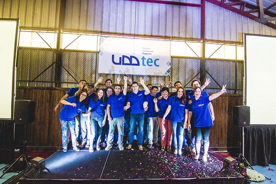 UDD lidera iniciativa pionera que une ciencia y empresa