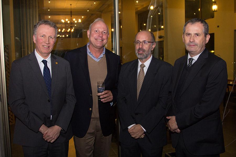 Sofofa se reúne con empresarios y autoridades regionales