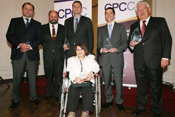 CPCC premia al mérito empresarial