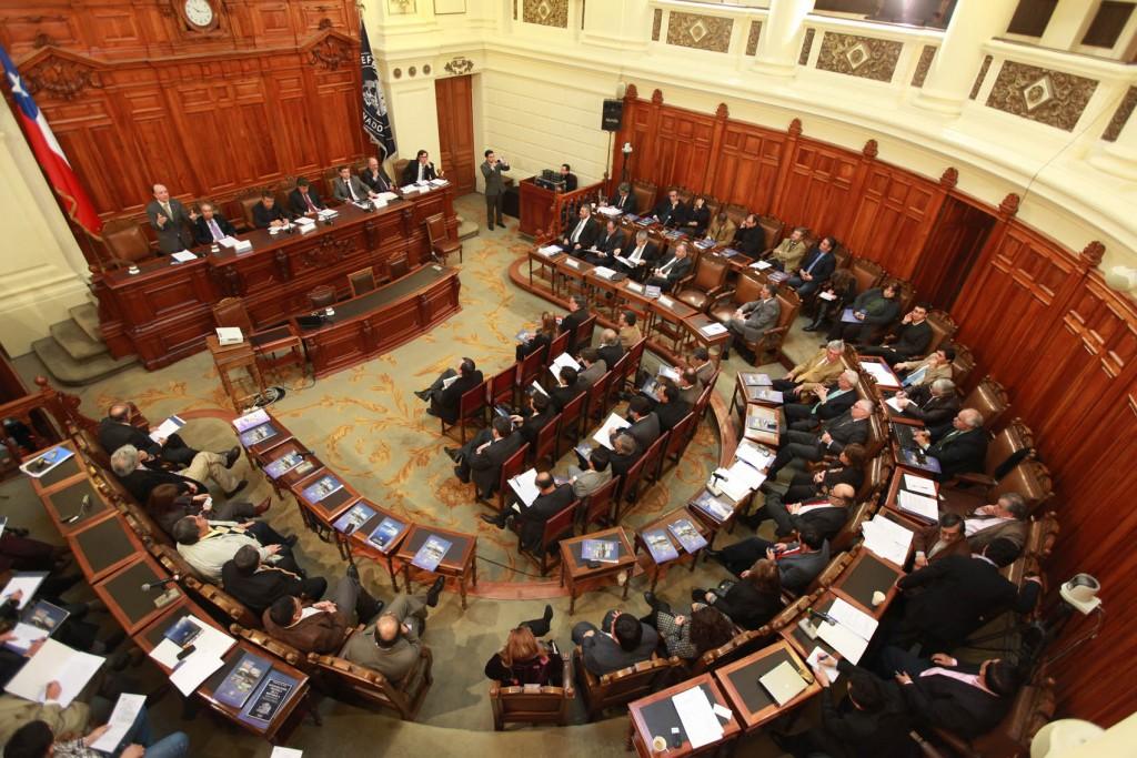 Gerente de CPCC habló sobre nueva distribución senatorial en regiones de Ñuble y Biobío