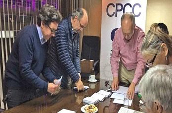 CPCC renovó parte de su directorio