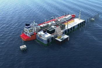 GNL Talcahuano recibe concesión por parte del Ministerio de Energía