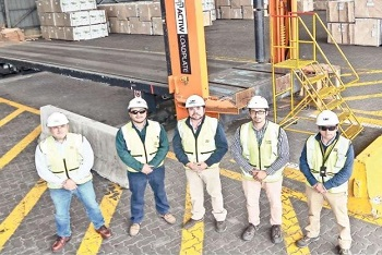 Puerto Lirquén innova en gestión de cargas y eleva productividad