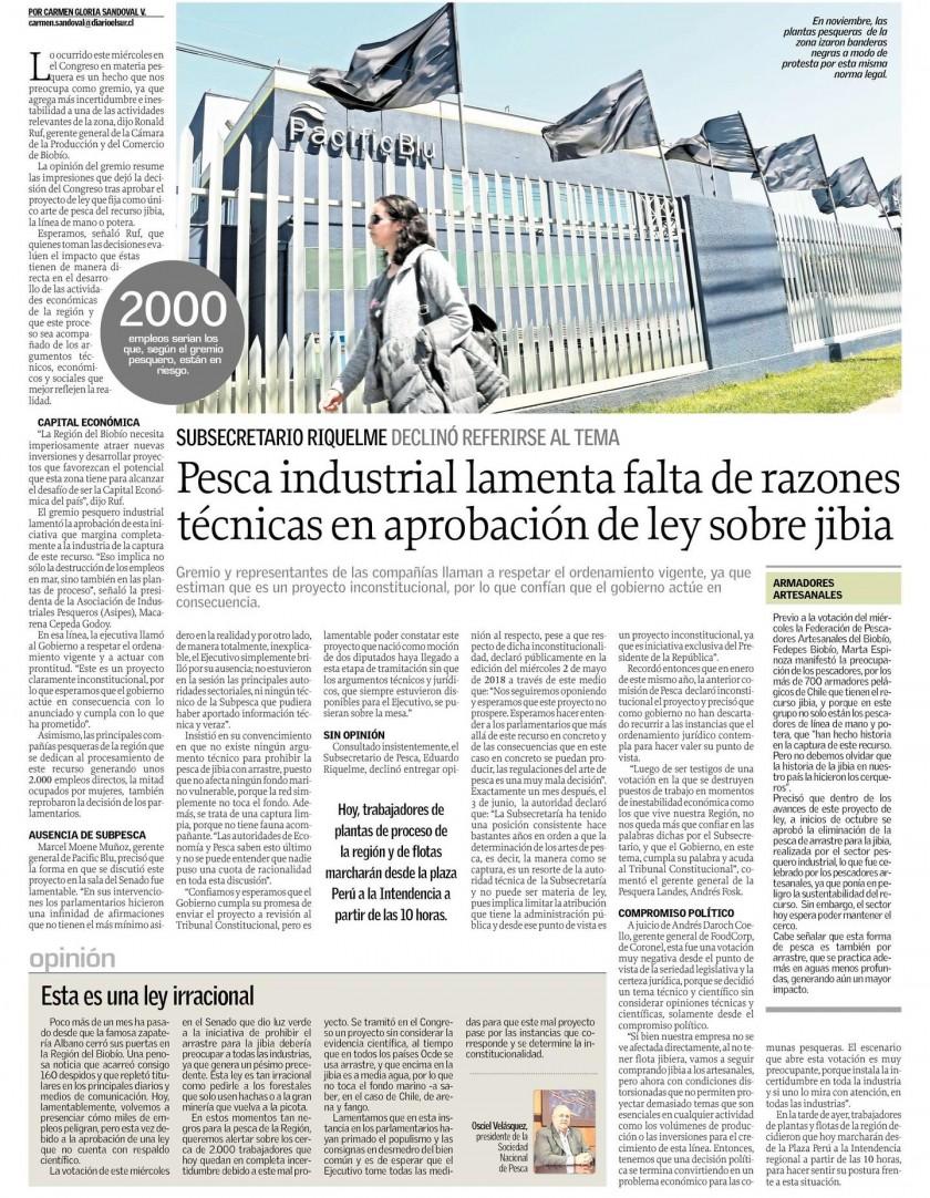 21 dic prensa diario el sur