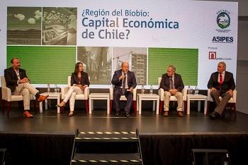 Gremios del Biobío plantearon sus desafíos y necesidades para generar mayor crecimiento en la región