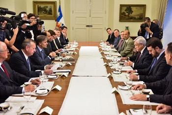 Gremios regionales de Sofofa apoyan legislar sobre modernización tributaria