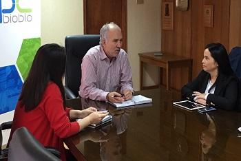 CPC Biobío se reúne con Puerto Talcahuano para reactivar trabajo en materia de sustentabilidad