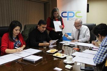CPC Biobío renueva parcialmente su directorio