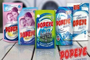 Popeye entra al rubro de productos para el agro con jabón especial para frutales
