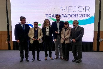 CPC Biobío entregó el Premio al Mérito Empresarial y ratificó nuevo directorio