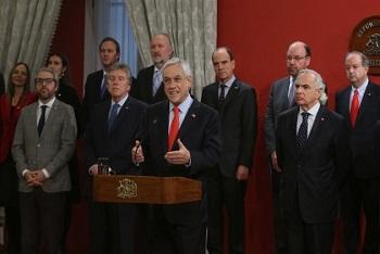 Gremios de Región optimistas con el cambio de Ministros