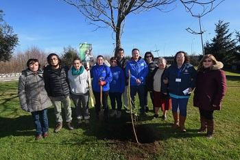 Gas Sur y Municipalidad de Concepción trabajan en conjunto por el cuidado del medioambiente