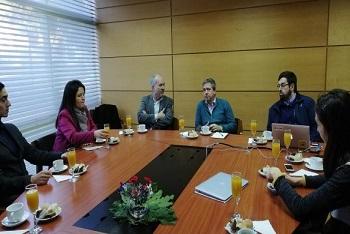Alianza entre CPC Biobío y la UdeC busca impulsar formación ejecutiva en innovación e inteligencia artificial